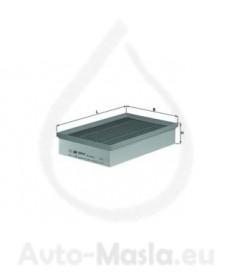 Въздушен филтър KNECHT LX 1216