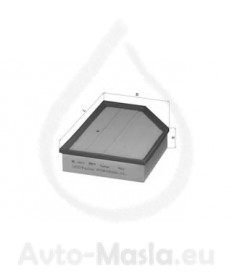 Въздушен филтър KNECHT LX 1219