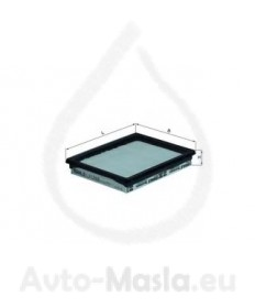 Въздушен филтър KNECHT LX 1268
