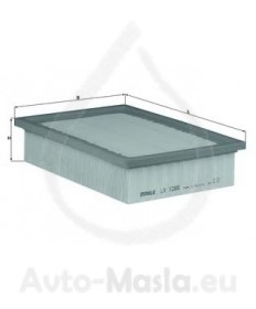 Въздушен филтър KNECHT LX 1285