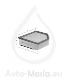 Въздушен филтър KNECHT LX 1289/1