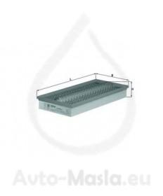 Въздушен филтър KNECHT LX 1291