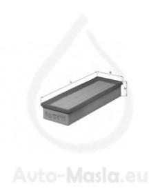 Въздушен филтър KNECHT LX 143