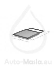 Въздушен филтър KNECHT LX 1475