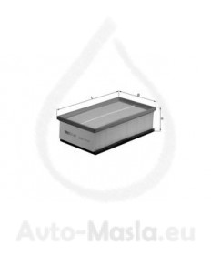 Въздушен филтър KNECHT LX 1497