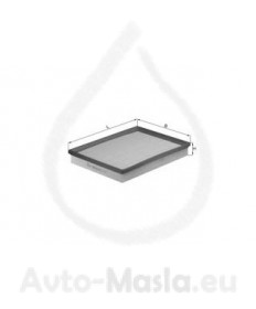 Въздушен филтър KNECHT LX 1503