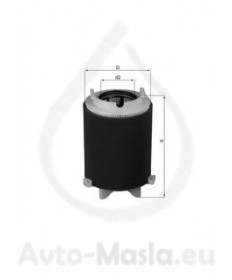 Въздушен филтър KNECHT LX 1566/1