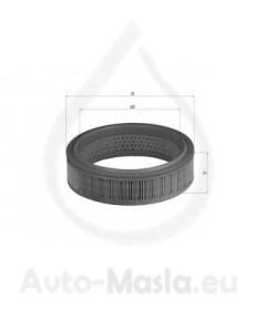Въздушен филтър KNECHT LX 158