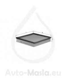 Въздушен филтър KNECHT LX 1586