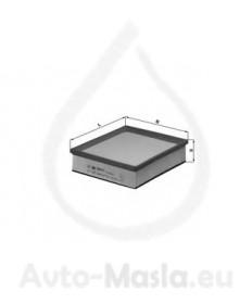 Въздушен филтър KNECHT LX 1605