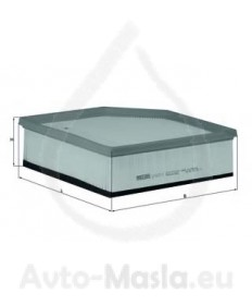 Въздушен филтър KNECHT LX 1607/1