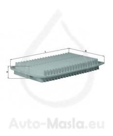 Въздушен филтър KNECHT LX 1612
