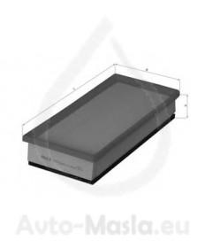Въздушен филтър KNECHT LX 1618