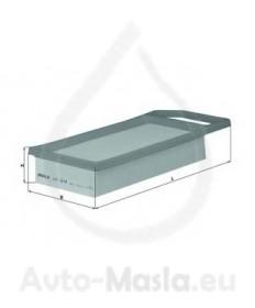 Въздушен филтър KNECHT LX 1619