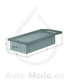 Въздушен филтър KNECHT LX 1621