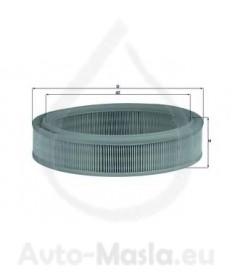 Въздушен филтър KNECHT LX 1638