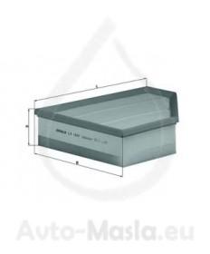 Въздушен филтър KNECHT LX 1640