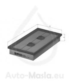 Въздушен филтър KNECHT LX 1643