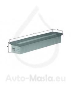 Въздушен филтър KNECHT LX 1655