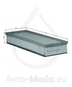 Въздушен филтър KNECHT LX 1657/1