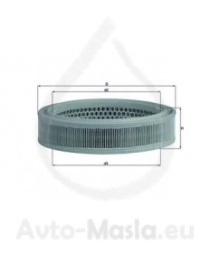 Въздушен филтър KNECHT LX 166