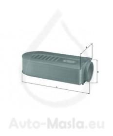 Въздушен филтър KNECHT LX 1686/1