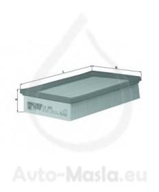 Въздушен филтър KNECHT LX 1803