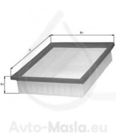 Въздушен филтър KNECHT LX 1809