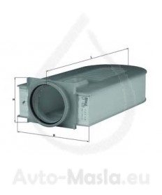Въздушен филтър KNECHT LX 1833