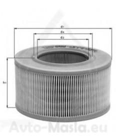 Въздушен филтър KNECHT LX 202