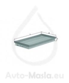 Въздушен филтър KNECHT LX 2087
