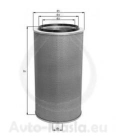 Въздушен филтър KNECHT LX 227