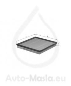 Въздушен филтър KNECHT LX 2525