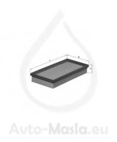Въздушен филтър KNECHT LX 259