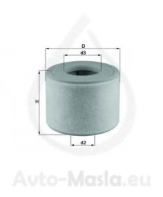 Въздушен филтър KNECHT LX 2607/2