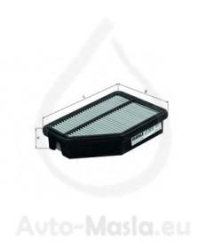 Въздушен филтър KNECHT LX 2618