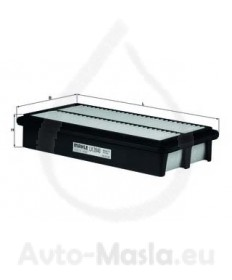 Въздушен филтър KNECHT LX 2640