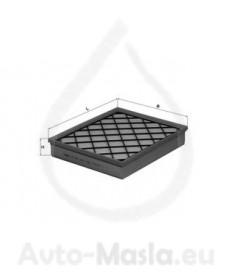 Въздушен филтър KNECHT LX 2641