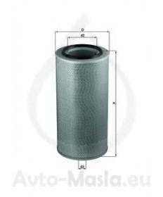 Въздушен филтър KNECHT LX 271
