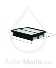 Въздушен филтър KNECHT LX 2960