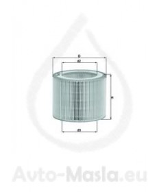 Въздушен филтър KNECHT LX 3009