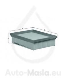 Въздушен филтър KNECHT LX 3012