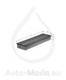 Въздушен филтър KNECHT LX 335