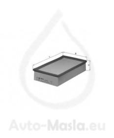 Въздушен филтър KNECHT LX 339