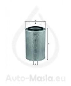 Въздушен филтър KNECHT LX 345