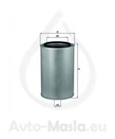 Въздушен филтър KNECHT LX 436