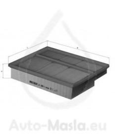 Въздушен филтър KNECHT LX 439/1
