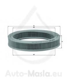 Въздушен филтър KNECHT LX 502