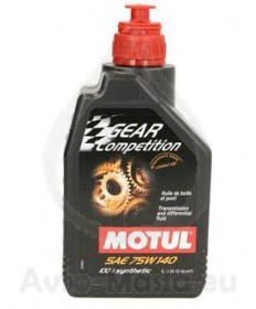 MOTUL Gear FF Competition 75W140- 1L