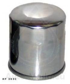 Хромиран маслeн филтър Hiflo HF 303C.